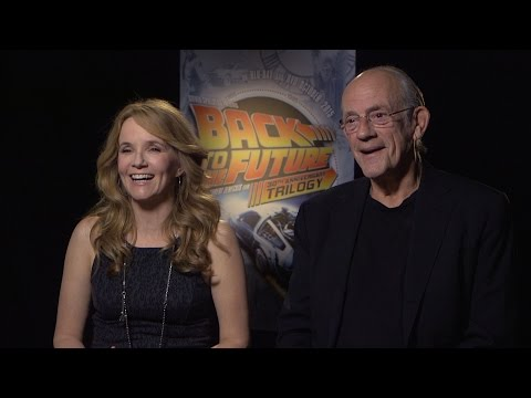 """Watch 'Back to the Future's' Lea Thompson and Christopher Lloyd Play """"Save or Kill"""""""