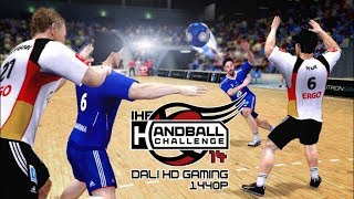 IHF Handball Challenge 14 PC Gameplay FullHD 1440p