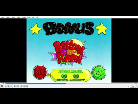 Putt Putt and Pep's Balloon O Rama English    time lapse all levels |