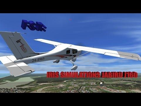 FSX - Iris Simulations Jabiru J160 Review