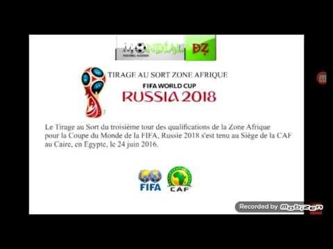 calendrier pour l 39 algerie des match pour la coupe du monde. Black Bedroom Furniture Sets. Home Design Ideas