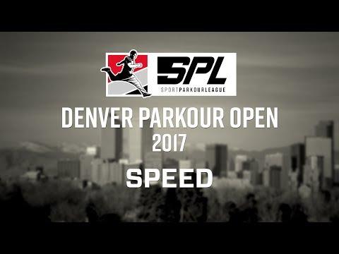 Denver Parkour Open 2017 - SPEED Qualifier for NAPC
