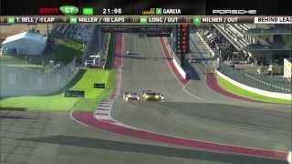 2013 COTA Race Broadcast - ALMS - Tequila Patron - ESPN - Sports Cars - Racing - USCC