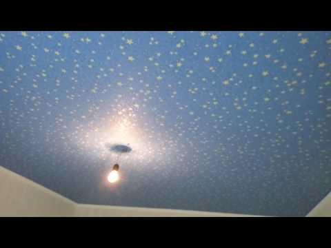 Обои звездное небо