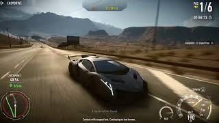 Need For Speed:Rivals   Final Race + Ending Scene  Lamborghini Veneno.