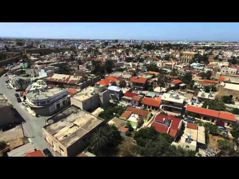 DJI Phantom 3 Advanced Flight Famagusta North Cyprus Aerial Filming