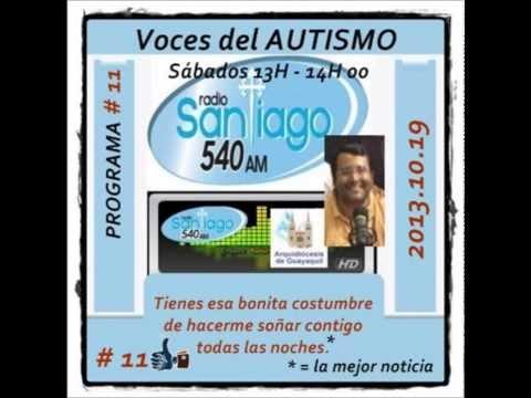 #11 Radio Santiago 540 AM (10ma 1era Emisión) al 2013.10.19.