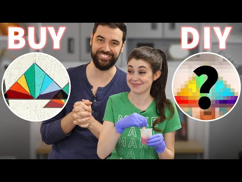 BUY vs DIY