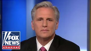 McCarthy rips Pelosi's impeachment strategy: She's 'already failed'