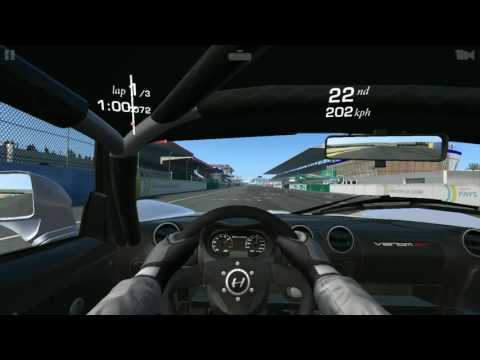 Real Racing 3 - TOP SPEED!! 464km/h 288mp/h - Hennessey Venom GT