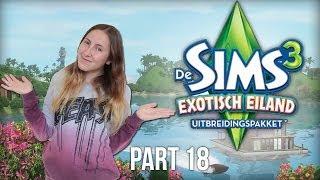 ALLEENSTAANDE MOEDER - De Sims 3: Exotisch Eiland - Part 18