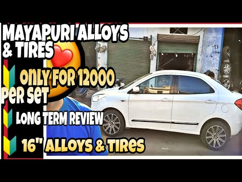 """How To Purchase Second Hand Alloys & Tires GUIDE 