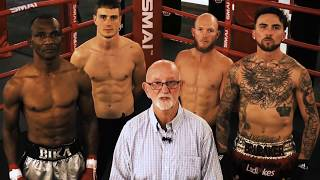 Get ready for Johnny Lewis' Ultimate Fight Night