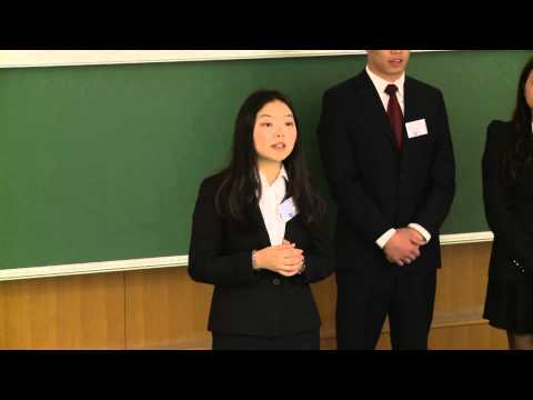 HSBC Asia Pacific Business Case Competition 2014   Round 2 B2   City University of Hong Kong