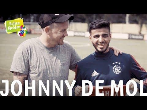 JOHNNY DE MOL: HELD VAN DE VERGETEN KINDEREN  Echte Helden 9