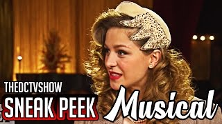 "The Flash 3x17 Supergirl Musical Crossover Sneak Peek #3 ""Duet"" Season 3 Episode 17 Preview"
