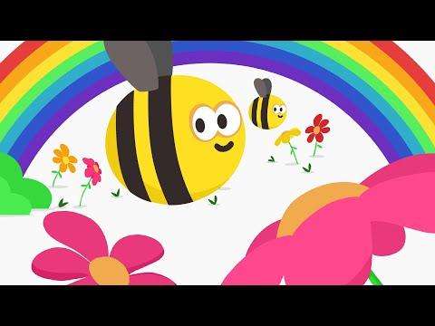 Summ, summ, summ - Kinderlieder zum Mitsingen - Sing Kinderlieder - Musik für kinder
