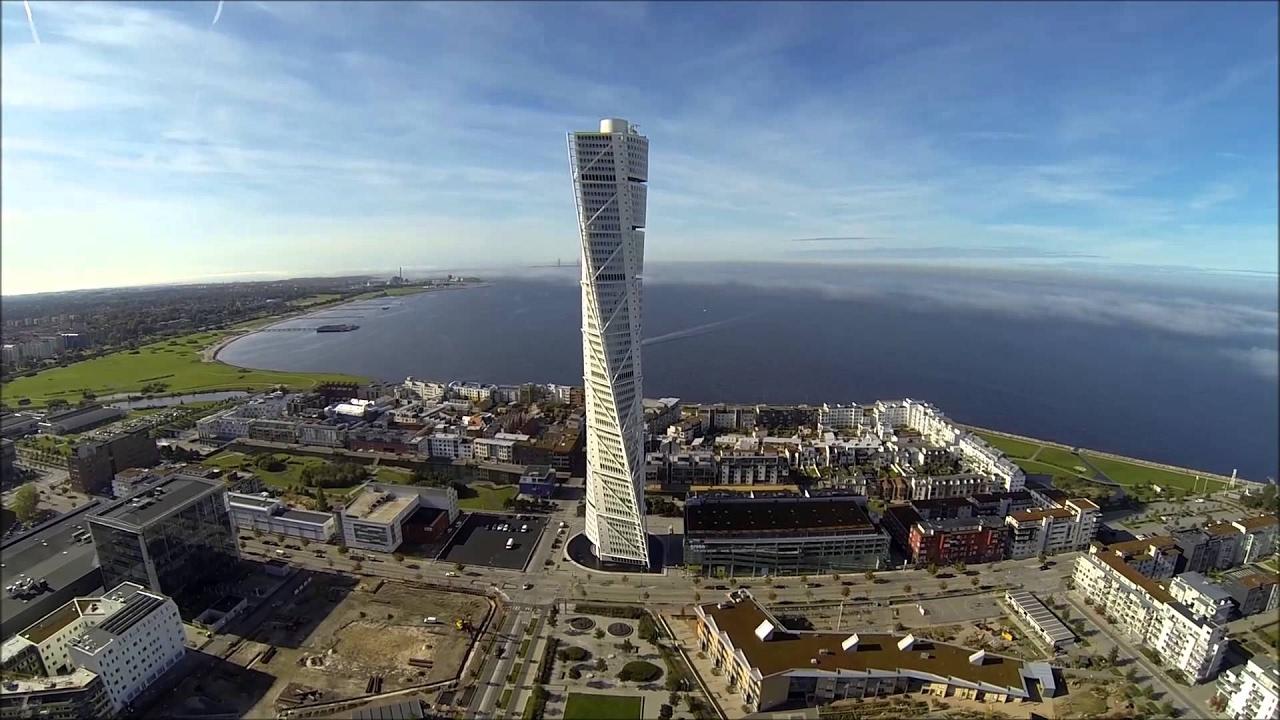 höga byggnader i sverige