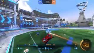 Невероятный comeback в Rocket League за 10 секунд!