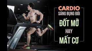 Tập thể dục buổi sáng giúp đốt mỡ hay mất cơ bắp?