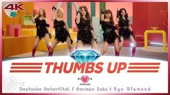[4K] MOMOLAND (모모랜드) - Thumbs Up - Deutsche Untertitel / German Lyrics / Ger Sub / KPOP MV