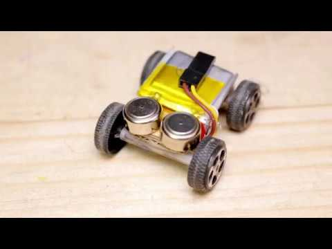 mini car project ideas