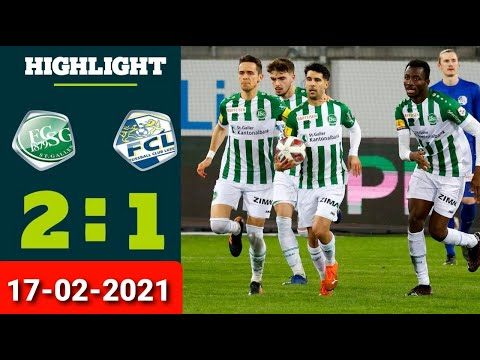 St. Gallen Luzern Goals And Highlights