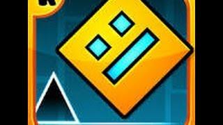 Прохождение Geometry Dash 1-15 (HD)