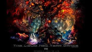 Goa Psy Progressive Dark Trance Music Mix 2019 - The Liquid New Year Dance Vol 8