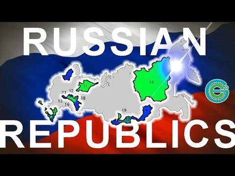RUSSIAN REPUBLICS Explained
