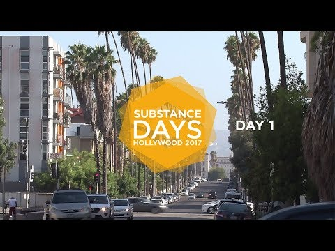 Substance Days Hollywood 2017 - Day 1