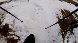 Obóz narciarski (Zieleniec) Gopro Hero4 test PL HD