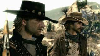 """""""Call of Juarez: Узы крови"""", русскоязычный трейлер"""