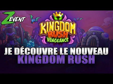 Vidéo d'Alderiate : [FR] ALDERIATE - ZEVENT 2020 - KINGDOM RUSH VENGEANCE - PARTIE 1