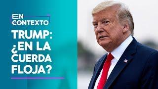 Juicio a Trump ¿es posible que lo destituyan? - En Contexto - El Espectador