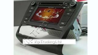 DVD GPS BMW 1 series E81 E82 E87 E88 Auto Automatic AC SatNav Sat Nav Uses DYNAVIN DVB-T DVBT