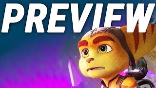Ratchet & Clank: Rift Apart (PS5) - UN JEU SANS FAILLE ? - PREVIEW