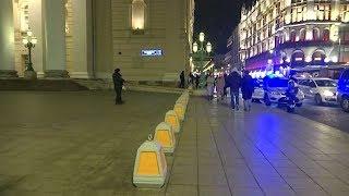 Evacuan el teatro Bolshói en Moscú por amenaza de bomba