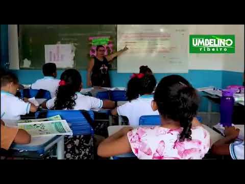 Escolas são reformadas durante a gestão Umbelino Ribeiro em Turiaçu
