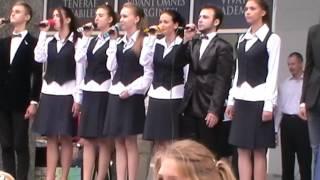 Гимн ДонНУ Посвящение в студенты. 2016