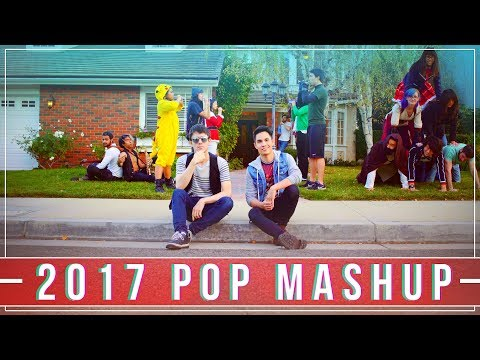 2017 MASHUP!! – Every Hit in 3 Minutes IN REVERSE 😎