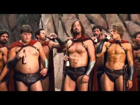 знакомство со спартанцами для psp