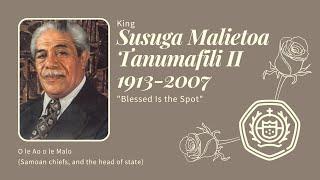King of Samoa