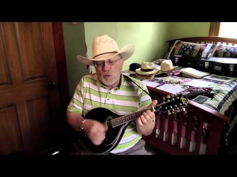 1837 -  Blue Moon Of Kentucky  - Bill Monroe vocal & mandolin cover with chords
