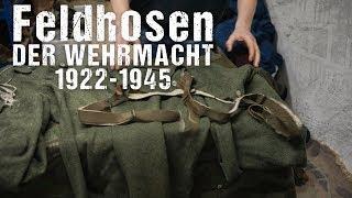 Hosen der Wehrmacht (1922-1945) [Vergleich]