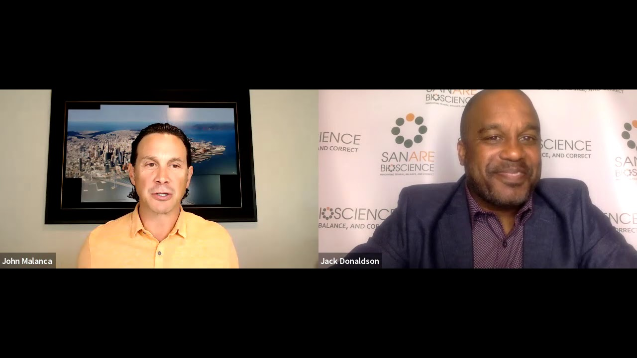 MCRAA United Patients Group Interview with Sanare Bioscience Founder Jack Donaldson IV