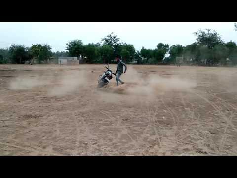Yamaha Fz Bike Stunt 2 By Pratik Patel
