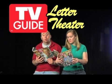 TV Guide Letter Theater