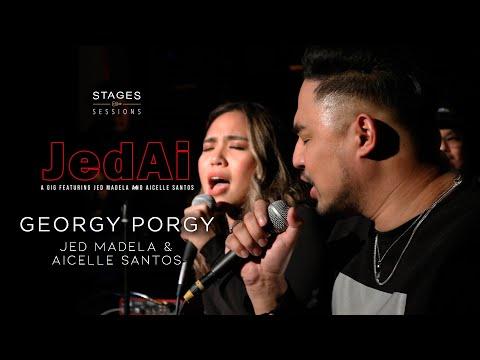 "Jed Madela & Aicelle Santos - ""Georgy Porgy"" (a Toto Cover) Live At JedAi"
