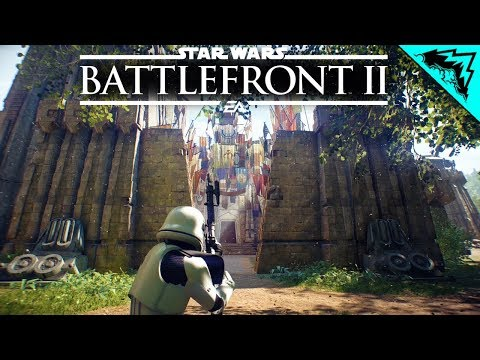 Battlefront 2: MULTIPLAYER GAMEPLAY Beta & Giveaway (Star Wars Battlefront 2 Beta PS4 Gameplay)